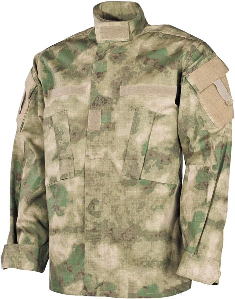 MFH Raleigh Mall Men's US 2021 autumn and winter new ACU Ripstop Camo FG HDT Field Jacket