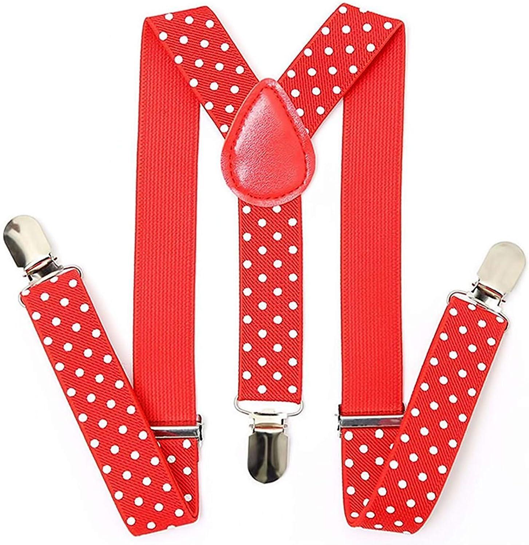 Trimming Shop Men's Clip On Trouser Braces