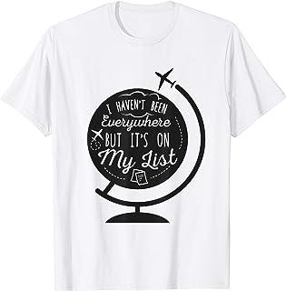 Drôle d'idée de cadeau de voyage T-Shirt