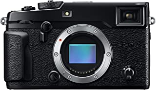 Fujifilm X-Pro2 - 24.3 MP Mirrorless Digital Camera Body Only, Black