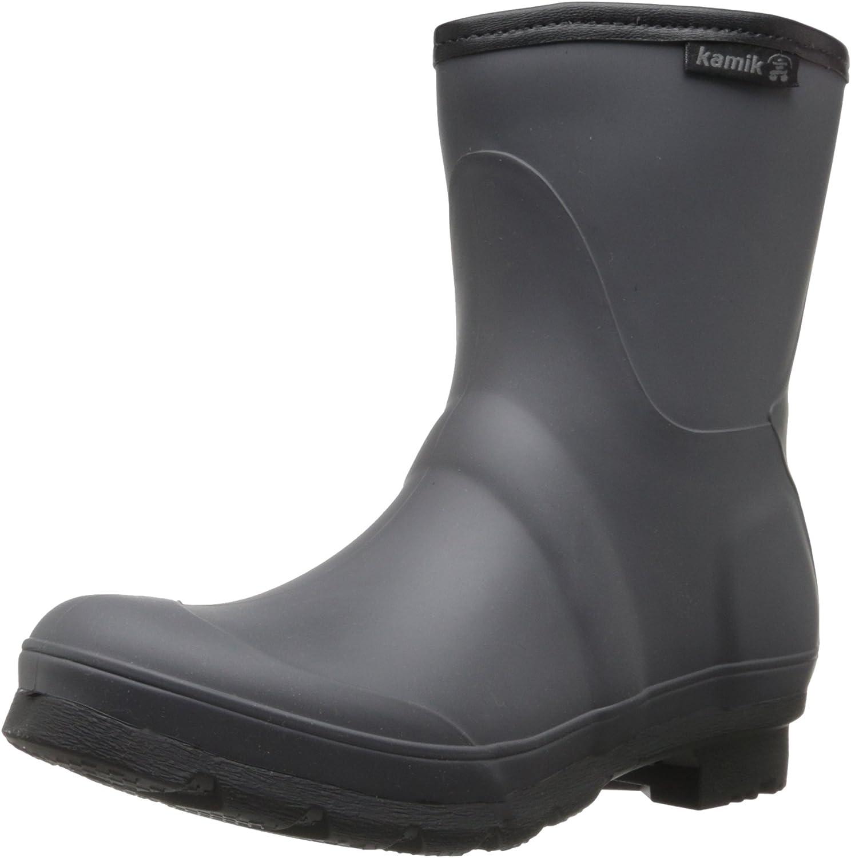 Kamik Women's Jenny Ankle Rain Boot