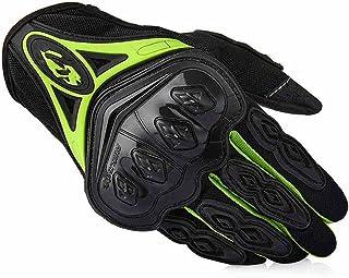 HAOSHUAI Outdoor Sport Motorhandschoenen Klimmen Wandelen Jagen Vishandschoenen, Meerdere kleuren Ridding handschoenen (Kleur : Rood, Maat : L)