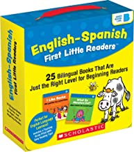 English-Spanish First Little Readers Guided Reading Level B Parent Pack
