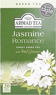 Ahmad Tea Jasmine Romance Finest Green, 20 Tea Bags