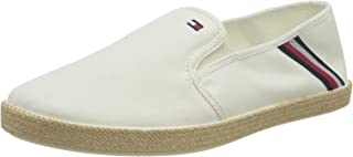 Tommy Hilfiger Men's Spring RWB Chambray Slip on