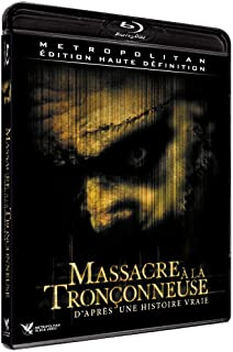 Massacre à la tronçonneuse [Francia] [Blu-ray]