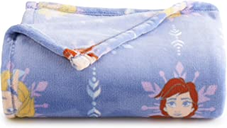 The Big One Supersoft Micro Plush Throw (Frozen Character)