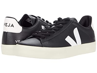 VEJA Campo (Chrome Free/Black/White) Men