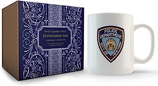 NYPD New York Police Logo Mug by Cultzilla