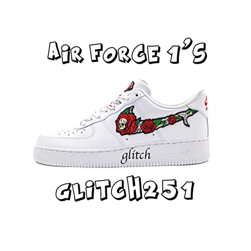 Air Force 1's by Glitch251 on Amazon Music