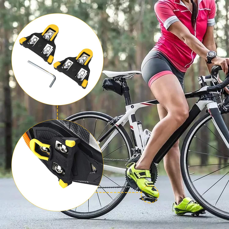 Beststar - Juego de tacos para bicicleta (autobloqueantes, para ...