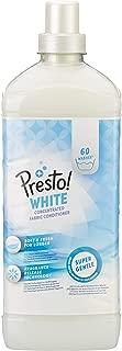 Marca Amazon - Presto! Suavizante concentrado blanco, 360