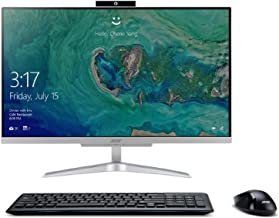 $699 » Acer Aspire C24 AIO Desktop Premium 2019 Flagship, 23.8'' Full HD IPS All In One, Intel Quad-Core i5-8250U(Beat i7-7500U), 12GB DDR4, 1TB HDD, 802.11ac Bluetooth 4.2 Wireless Keyboard and Mouse Win 10