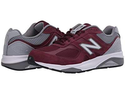 New Balance 1540v3 (Burgundy/Grey) Men