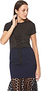 lee Cooper Round Neck Blouse For Women