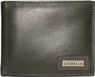 Camelio Grey Men's Wallet (CAM-BL-061)