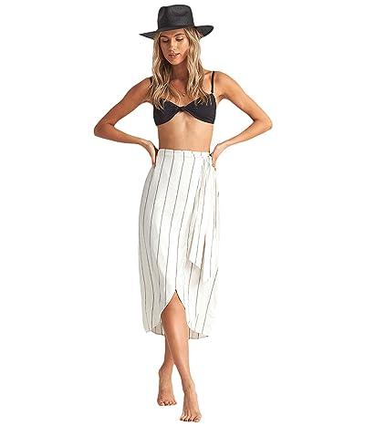 Billabong Stay Sarong Skirt (Salt Crystal) Women