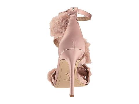 Sam Plush Crystal Crystal Pink Adelle Edelman Satin Fur rYwx4qYF