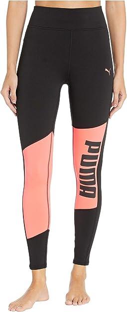 Puma Black/Pink Alert