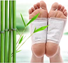 50A Patches Feet Kiyome Kinoki Detox Slimming Cleaner to Base of Herbs Estimated Price : £ 8,99