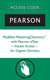 Modified MasteringChemistry® with Pearson eText -- Instant Access -- for Organic Chemistry