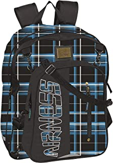 f7896009b3 Airness - AIRNESS Sac a Dos VICTORINO - 2 Compartiments - 6 a 11 ans -