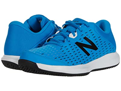 New Balance Clay Court 696v4 (Eclipse/Vision Blue) Men