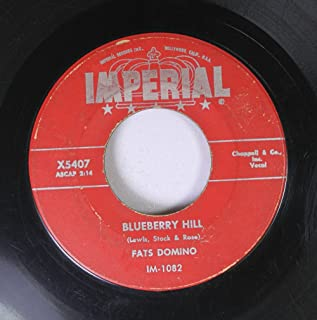 Best fats domino blueberry hill 45 Reviews