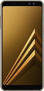 Samsung Galaxy A8 2018 Single Sim 32Gb Sm A530F Factory Unlocked 4G Smartphone International Version Gold