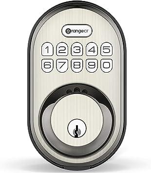 Hardware Smart Lock Keyless Entry Door Lock Deadbolt-Electronic ...