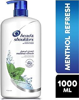 Head & Shoulders Menthol Refresh Anti-Dandruff Shampoo 1000ml