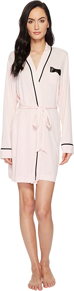 Rose Short Robe