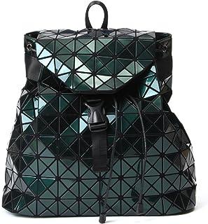 Harlermoon Geometric Luminous Holographic Purses and Handbags Flash Reflactive Tote for Women …