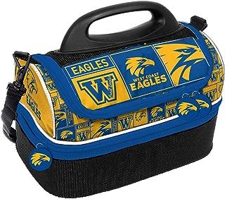 West Coast Eagles AFL Footy Dome Lunch Box Cooler Bag