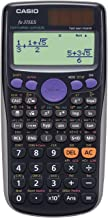 $20 » 394 Functions and the Number of Functions Mathematics Natural Display Fx-375es-n Black Casio Casio Scientific Calculator