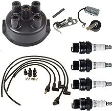 Tune Up Kit for Farmall A AV B BN C H HV M MD MTA 4 6 9 Super 354 w/Delco Dist.