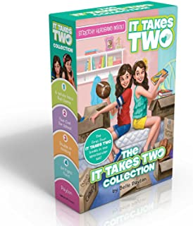 The It Takes Two Collection (Stretchy Headband Inside!): A Whole New Ball Game; Two Cool for School; Double or Nothing; Go! Fight! Twin!