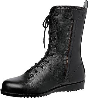 ミドリ安全 高所作業用作業靴 VS5311NオールハトメF 23.5cm VS5311NF-23.5 安全靴(長編上靴?JIS規格品)