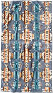 (ペンドルトン) PENDLETON ジャガード バスタオル 新色 オーバーサイズ XB233 ビーチタオル ホームシリーズ ネイティブ柄 [並行輸入品]