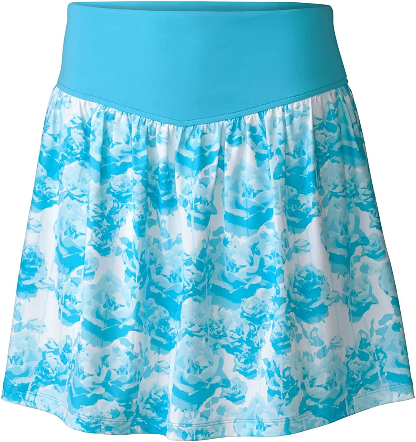 Cutter and Buck Annika Isobel Knit Print Skort (Medium)