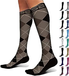 Compression Socks (20-30mmHg) for Men & Women