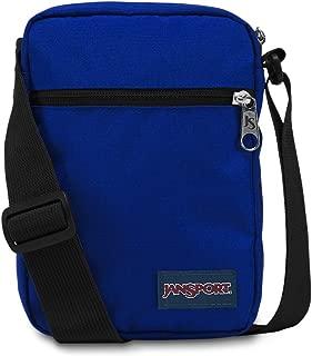 Jansport Unisex Weekender Messenger Bag - Blue-JS0A3C4G3N7