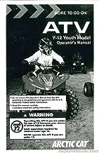 2257-164 2004-2005 Arctic Cat 90 ATV Owners Manual