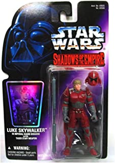 Star Wars 1996 Shadow of The Empire - Luke Skywalker in Imperial Guard Disguise