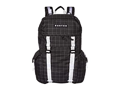 Burton Annex Pack (True Black Oversized Ripstop) Day Pack Bags