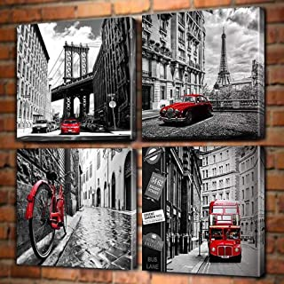 MR Cuadro de Madera Vintage London Underground 24x18x1 cms
