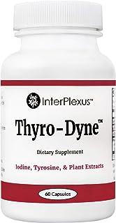 Thyro-Dyne - Iodine, Tyrosine & Plant Extracts - 60 capsules