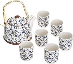japanese teapot bamboo handle