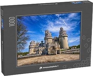 monpuzzlephoto Puzzle 1000 pièces Château de Pierrefonds - France - Puzzles Classiques dans Une boîte Noble avec Motif.