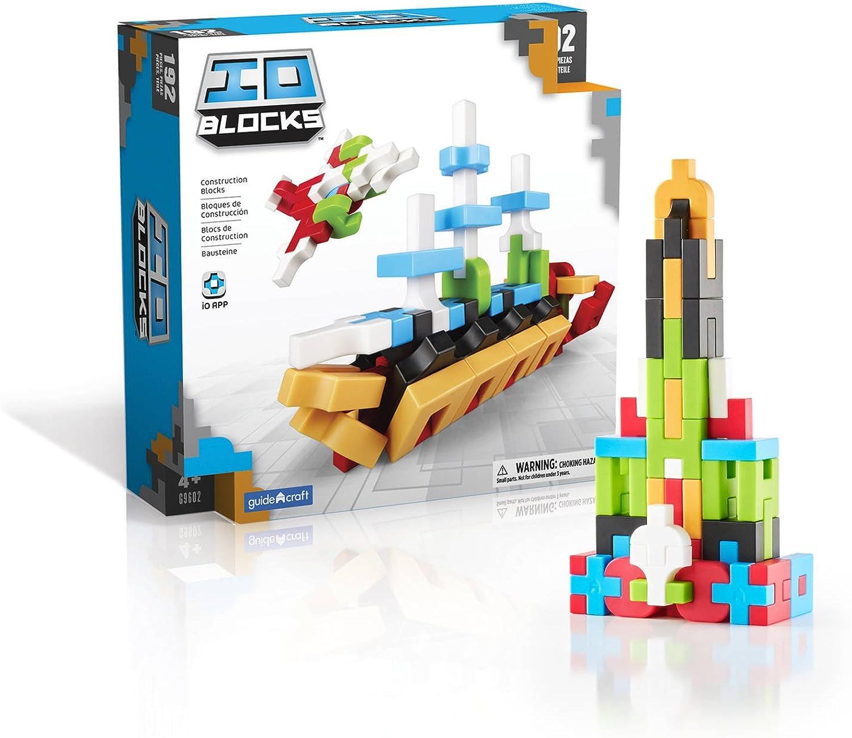 GuideCraft IO Blcke (192-piece, Mehrfarbig)